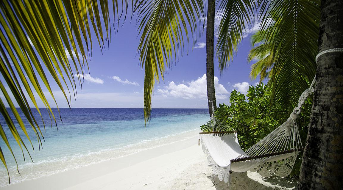 Mirihi Island Resort - Entspannen am Traumstrand