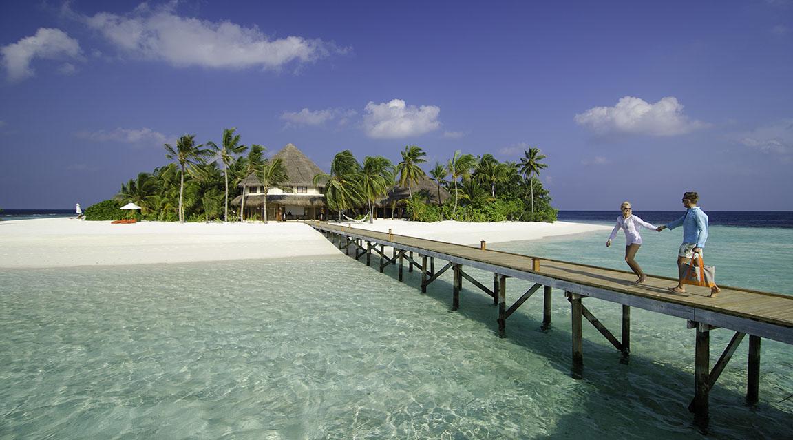 Mirihi Island Resort - Malediven