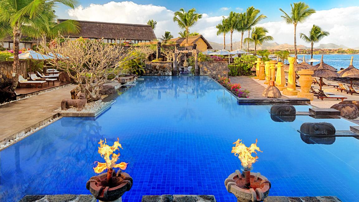 The Oberoi Mauritius - Lagoon Pool
