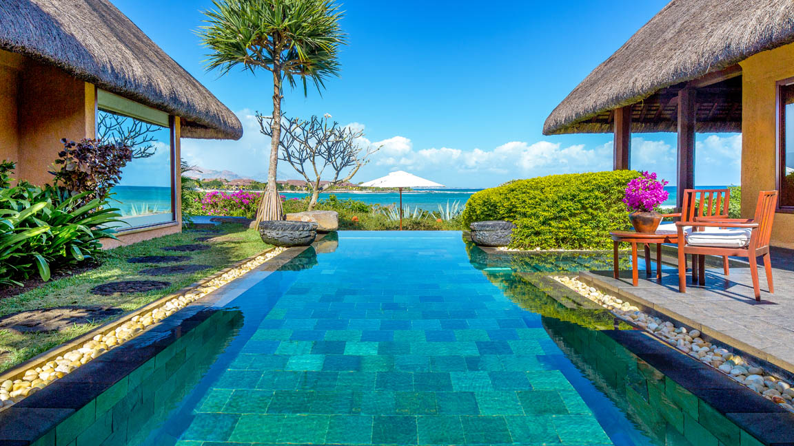 The Oberoi Mauritius -Royal Villa Pool