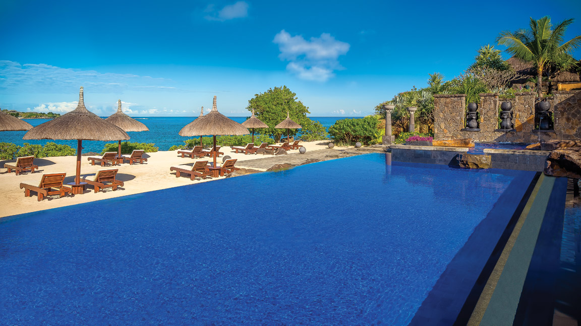 The Oberoi Mauritius - Turtle Bay Pool