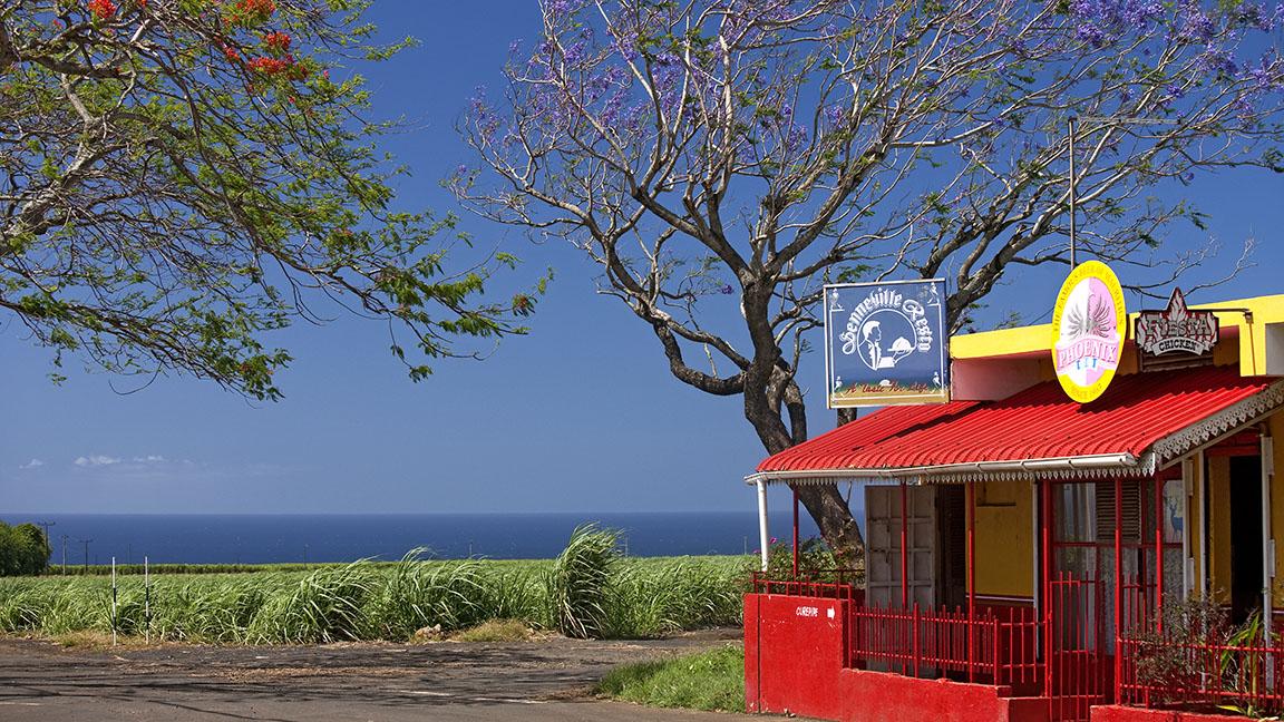 Unterwegs in Mauritius