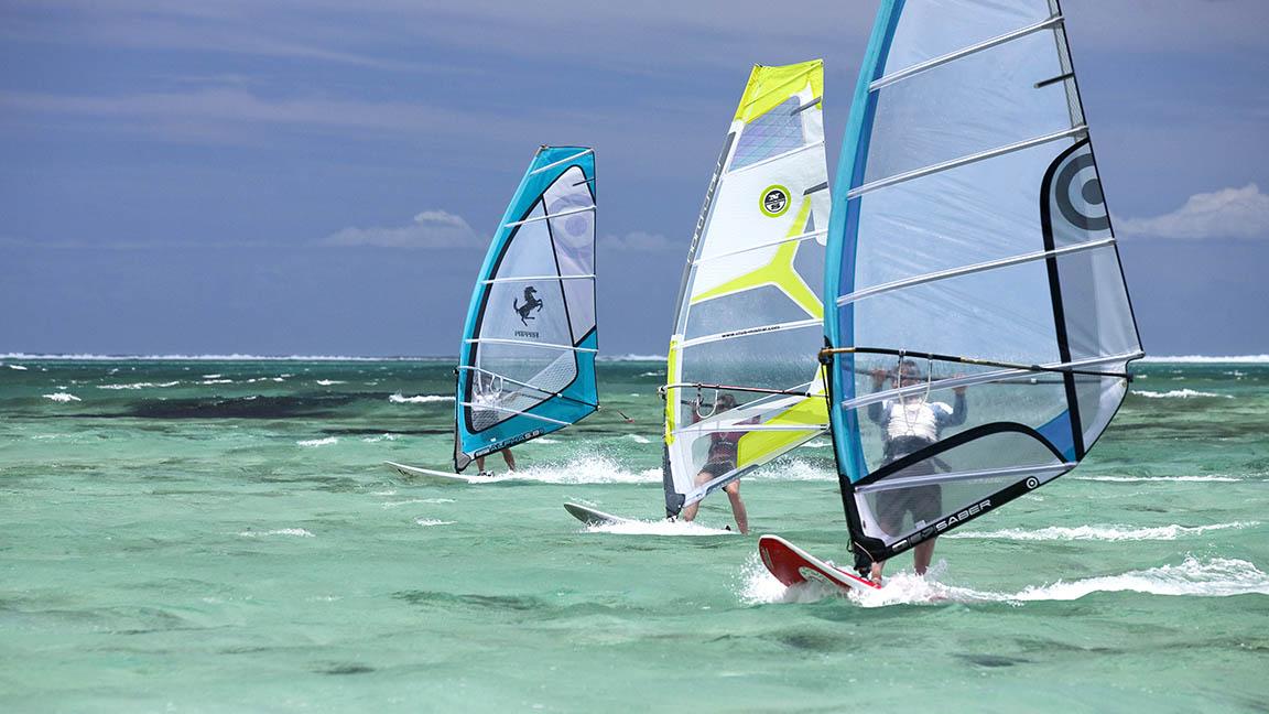 Luxusreise Mauritius - Segeln