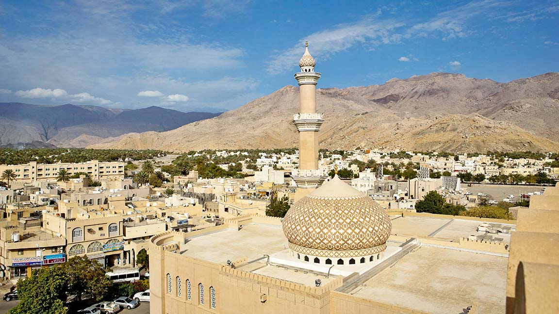 Turm in Nizwa