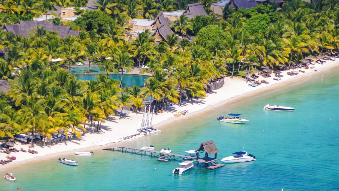 Beachcomber - Trou aux Biches - Mauritius