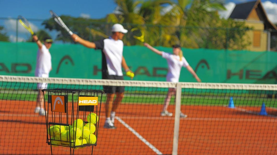 Beachcomber-Trou-aux-Biches-Tenniskurs