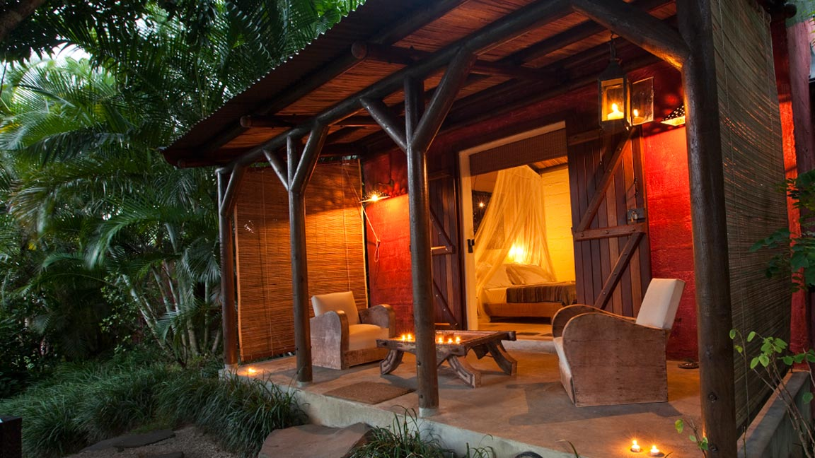 Lakaz Chamarel Exclusive-Lodge - Bungalow