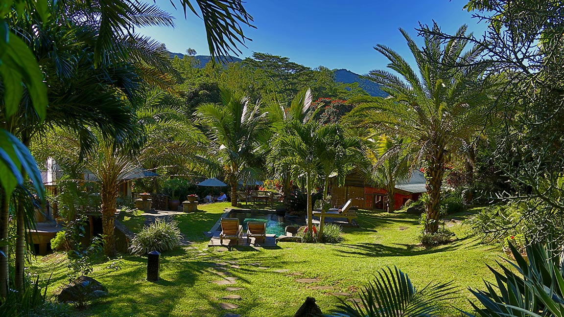 Lakaz Chamarel Exclusive-Lodge - Natur Pur