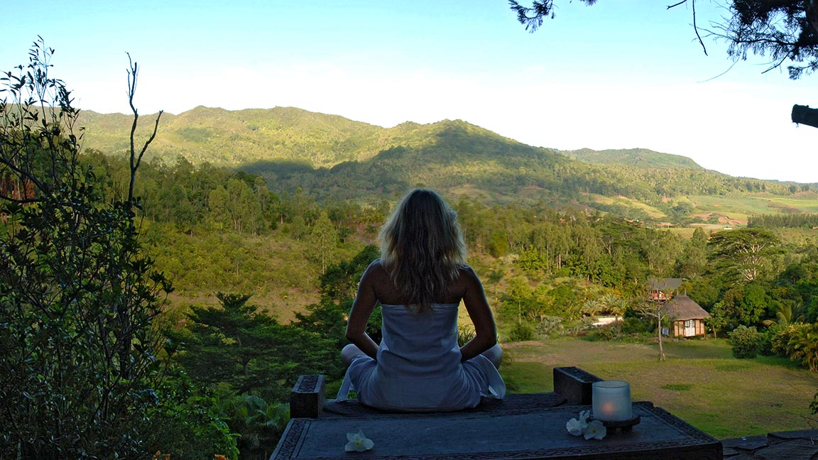 Lakaz Chamarel Exclusive Lodge - Yoga