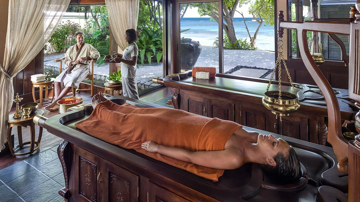 Shangri-La's Villingili Resort & Spa - CHI - The Spa Ayurveda