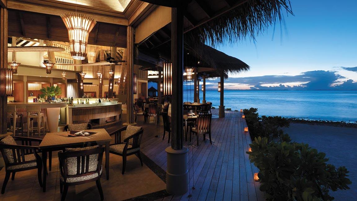 Shangri-La's Villingili Resort & Spa-Fashala Lounge
