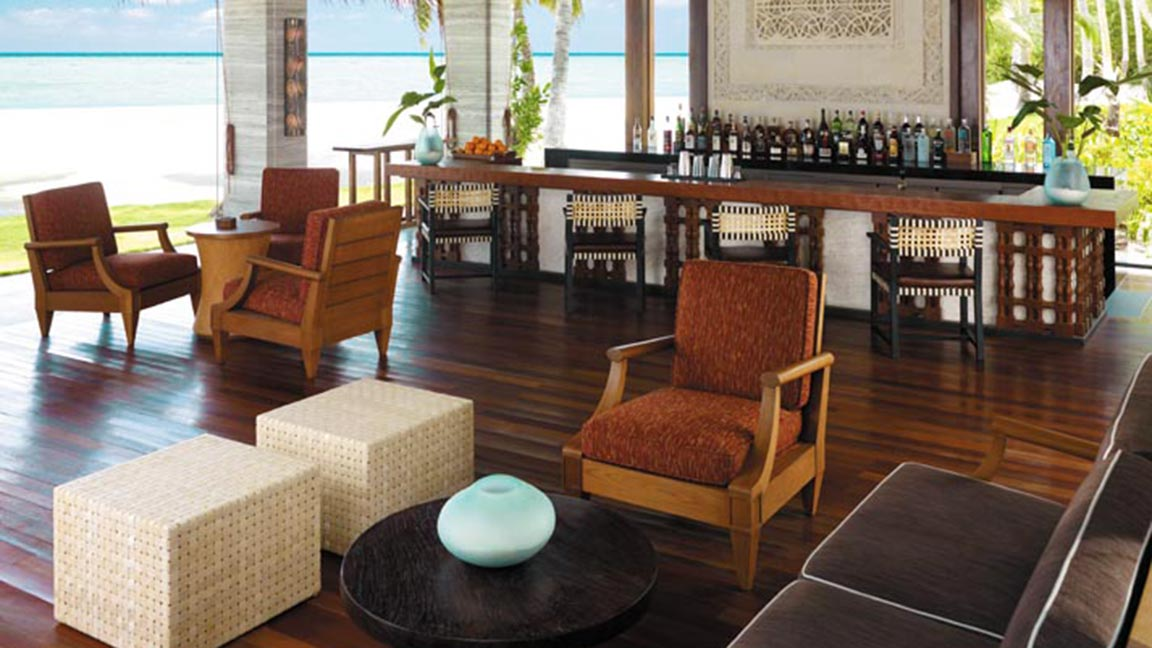 Shangri-La's Villingili Resort & Spa -Manzaru Bar