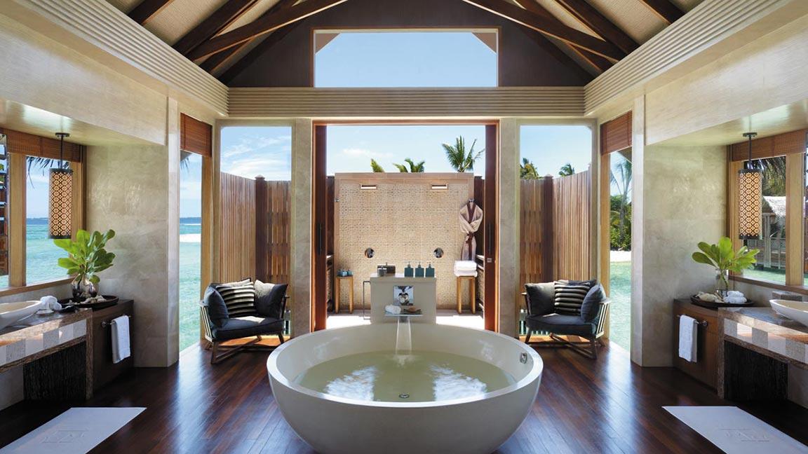 Shangri-La's Villingili Resort & Spa - Stilvoll entspannen