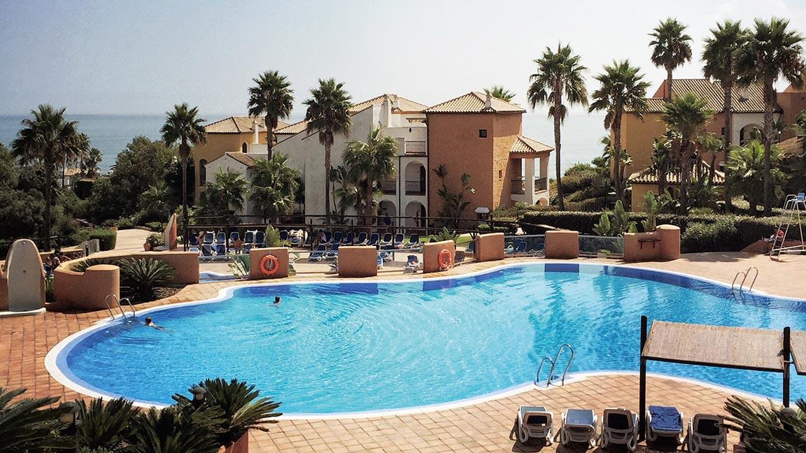 Aldiana Alcaidesa - Entspannt am Pool