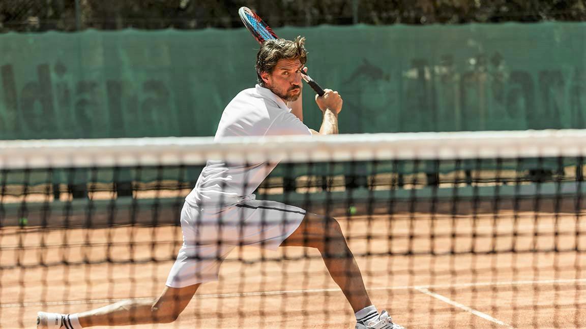 Aldiana Alcaidesa - Tennisplatz