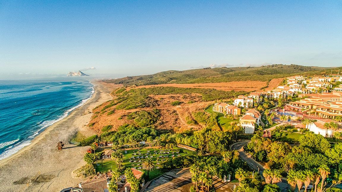 Aldiana Club Costa Del Sol - aus der Luft