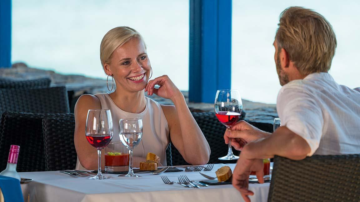 Aldiana Fuerteventura Dining mit Stil