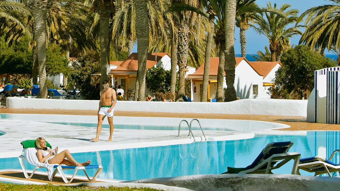 Aldiana Fuerteventura - Pool Landschaft