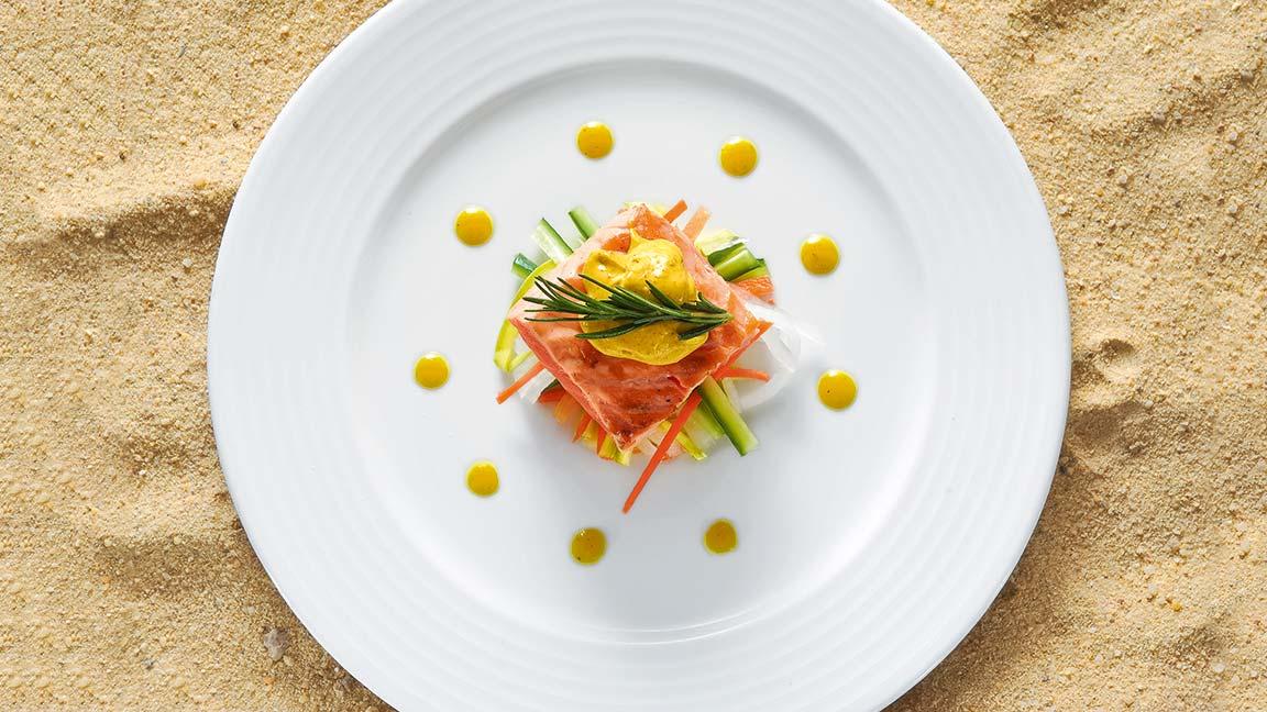 Aldiana - Gourmetküche