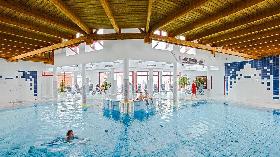 Aldiana Hochkönig - Schwimmhalle & Spa