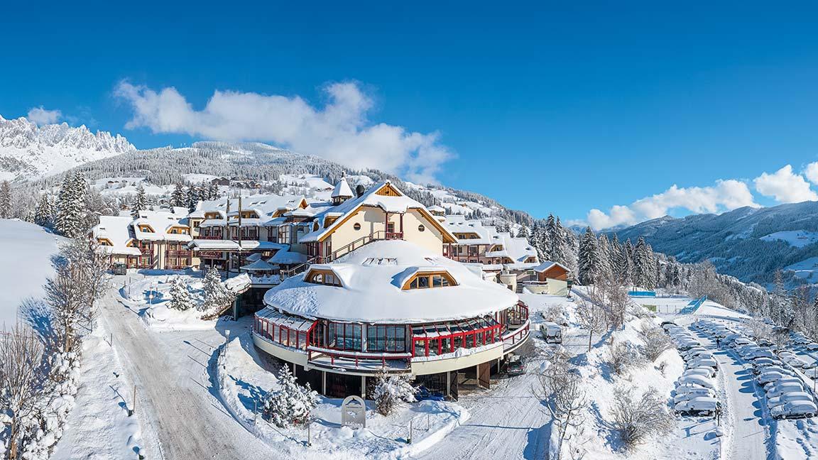 Aldiana Hochkönig-Ski und Rodel Gut