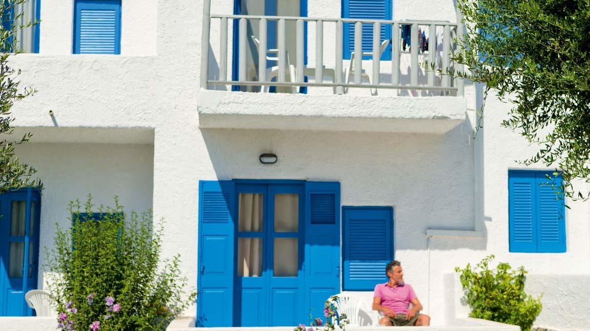 Aldiana Kreta - Club Häuser
