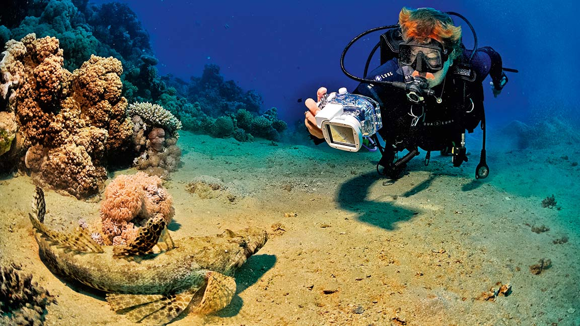 Aldiana Club Resort Kreta- SCUBA Diving der Spitzenklasse