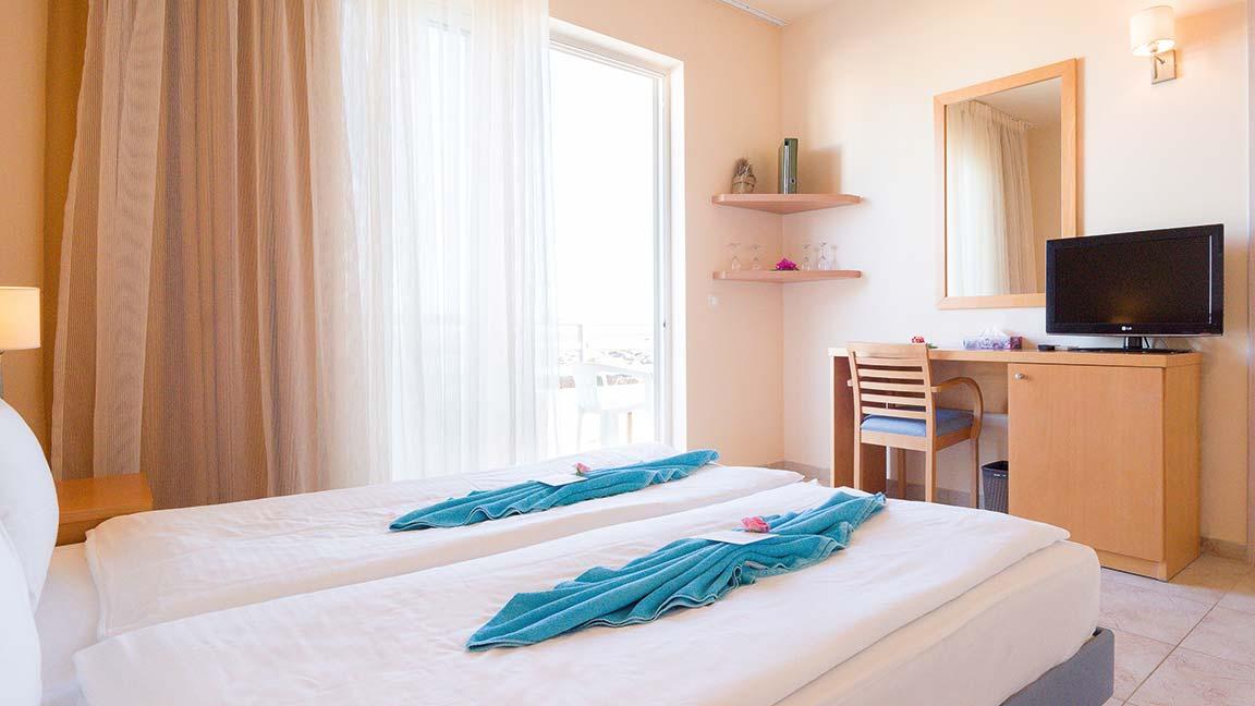 Aldiana Kreta - Schlafzimmer