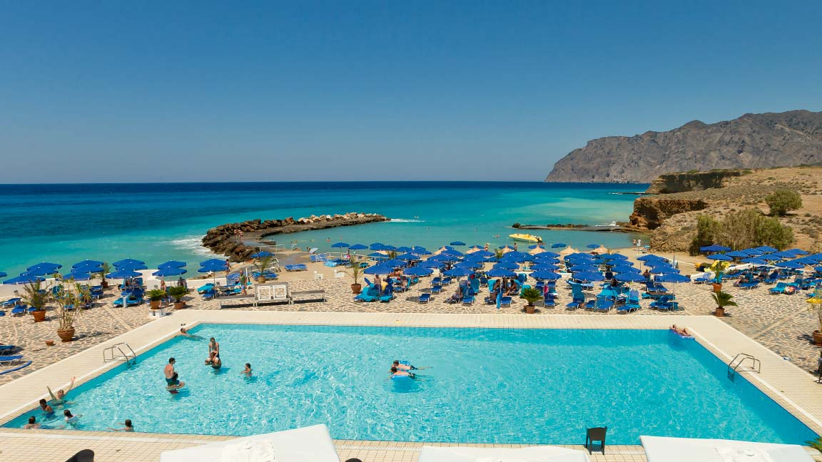 Aldiana Kreta - Swimmingpool