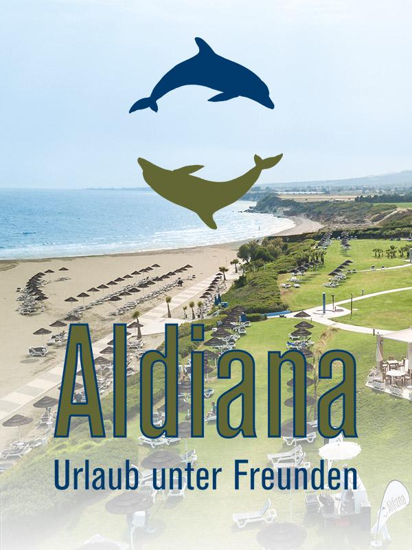 Aldiana - Urlaub unter Freunden