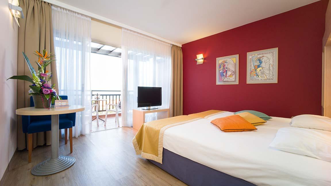 Aldiana Zypern - Schlafzimmer