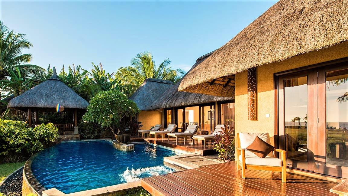 Shanti Maurice - Double-Suite Villa