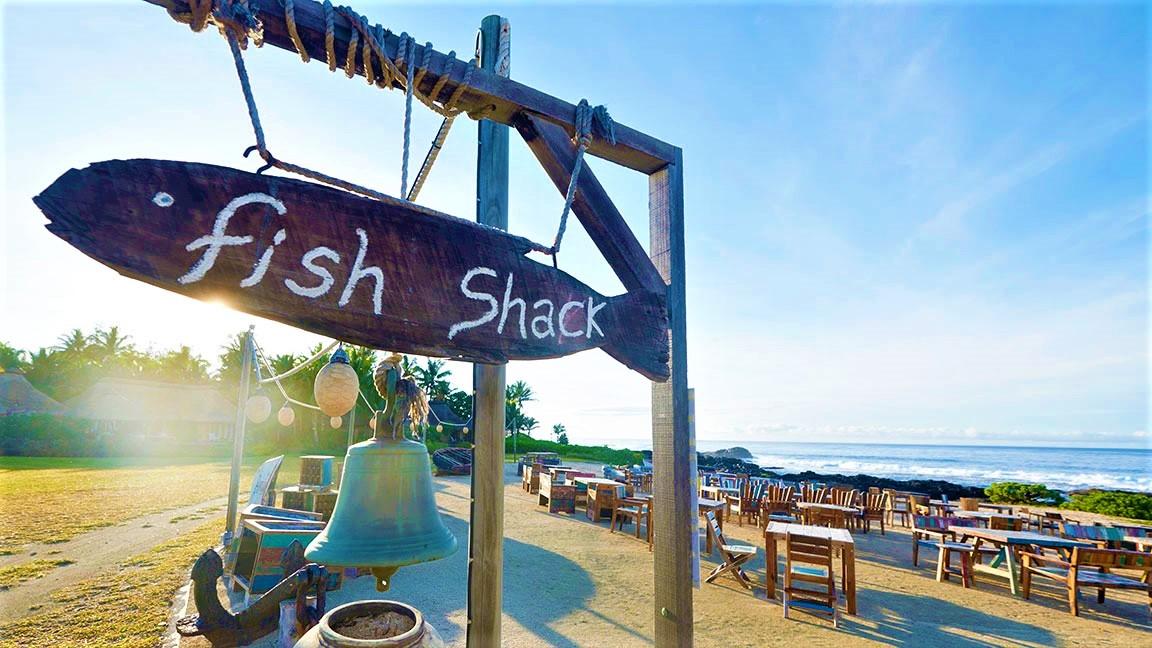 Shanti Maurice - Fish-Shack Restaurant