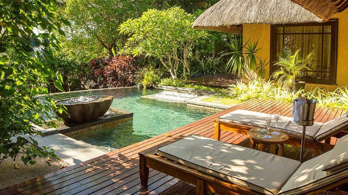 Shanti Maurice - Luxury-Suite Villa