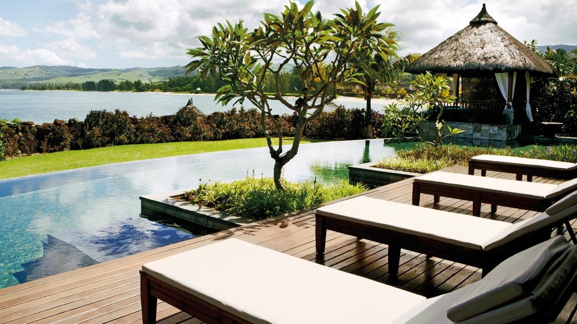 Shanti Maurice - Presidential Villa - Pool