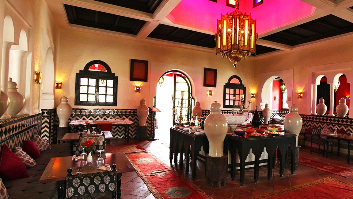 Club Med – Agadir schönes Restaurant