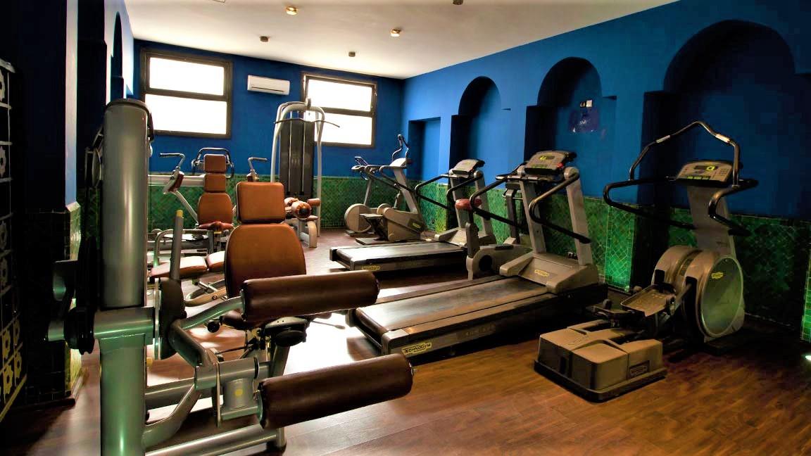 Club Med – Agadir Fittnessraum