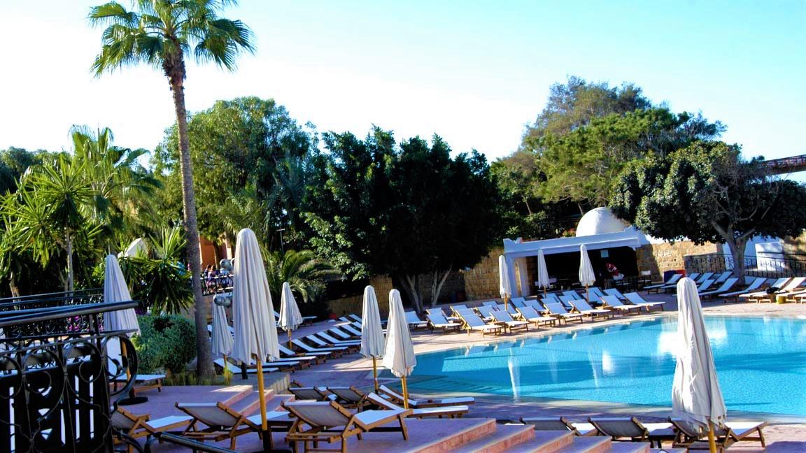 Club Med – Agadir Poolanlage