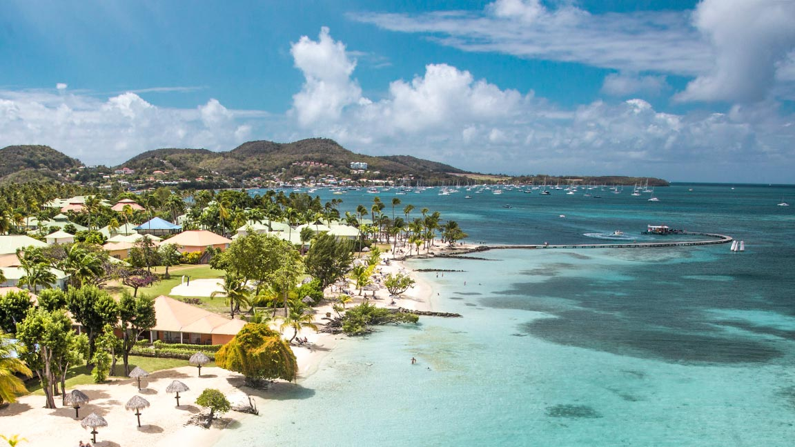 Club Med Martinique – Les Boucaniers - Hotel auf Trauminsel