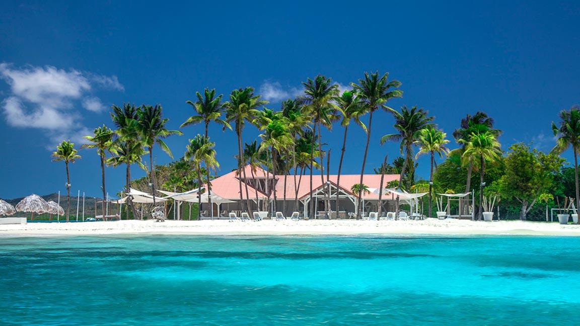 Club Med - Les Boucaniers - Martinique erleben