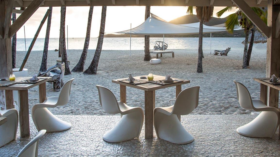 Club Med Martinique– Les Boucaniers Strandbar