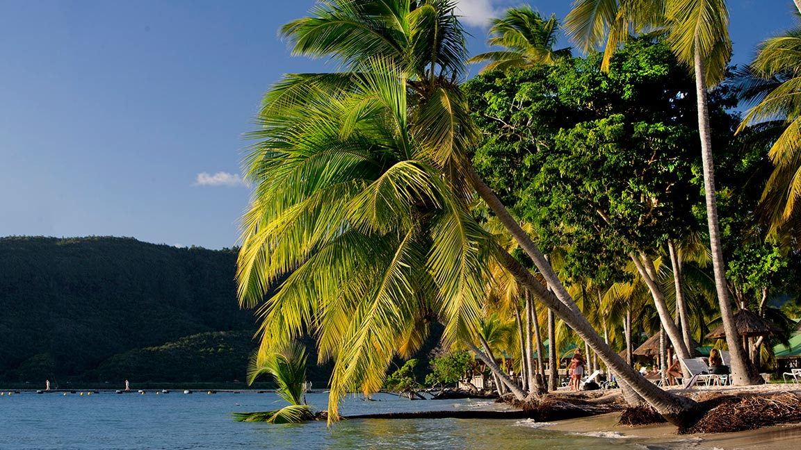 Club Med Martinique – Les Boucaniers Entspannung