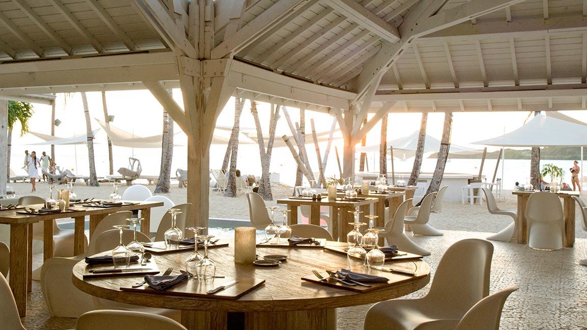 Club Med – Les Boucaniers schönes Restaurant