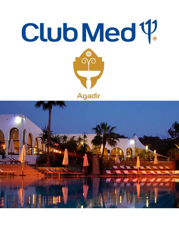 Club Med Agadir - Datenblatt