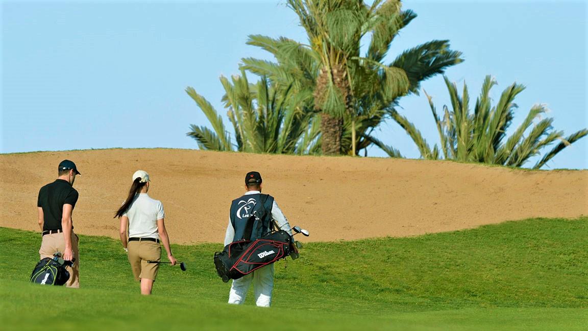 Club Med - Agadir - Golf unter blauem Himmel