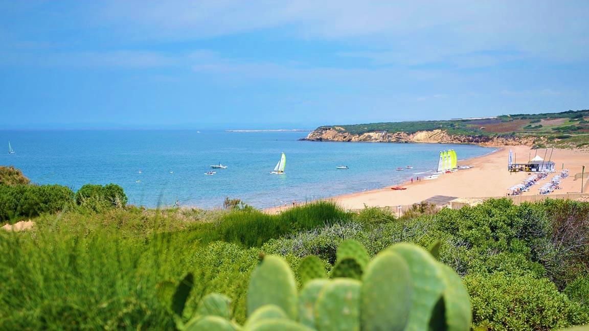 Club Med - Kamarina Sizilien - Sicht aufs Mittelmeer