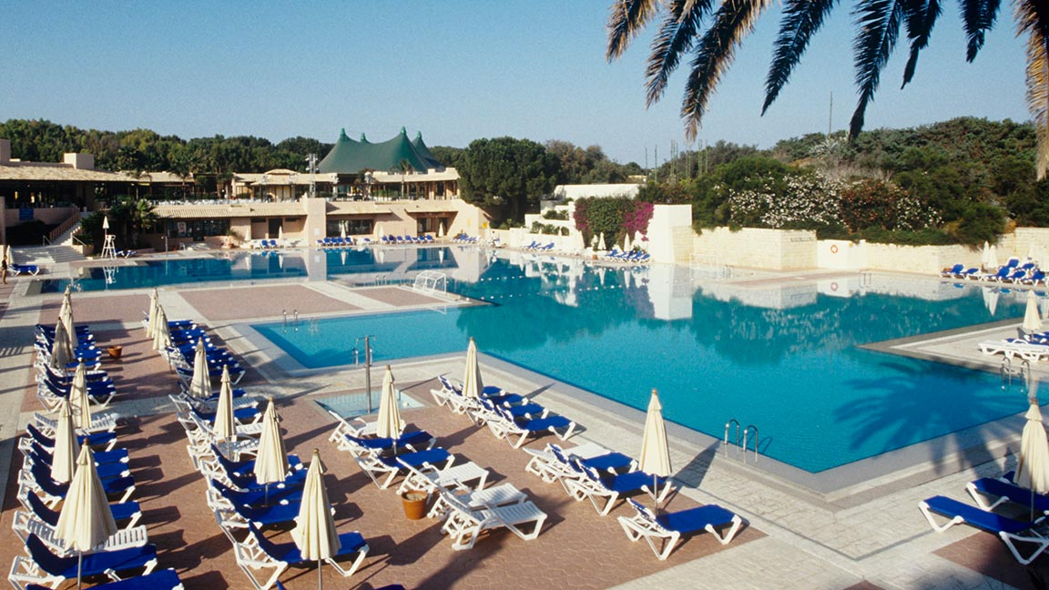 Club Med - Kamarina resort auf Sizilien