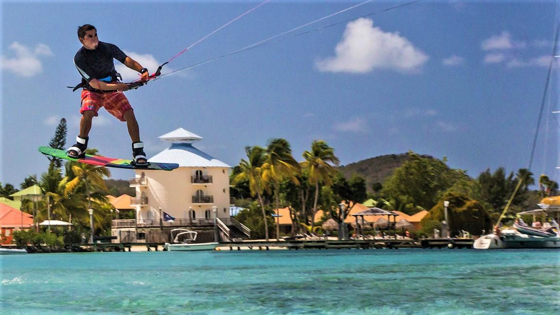 Martinique aktiv