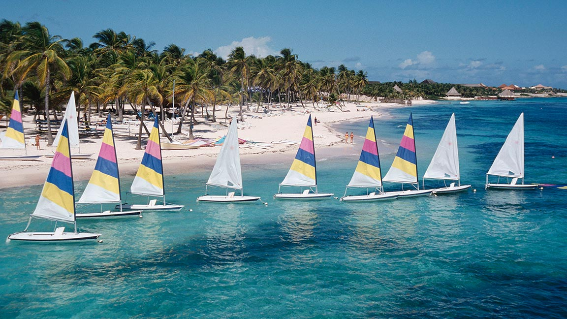 Club Med - Punta Cana - Segeltörn