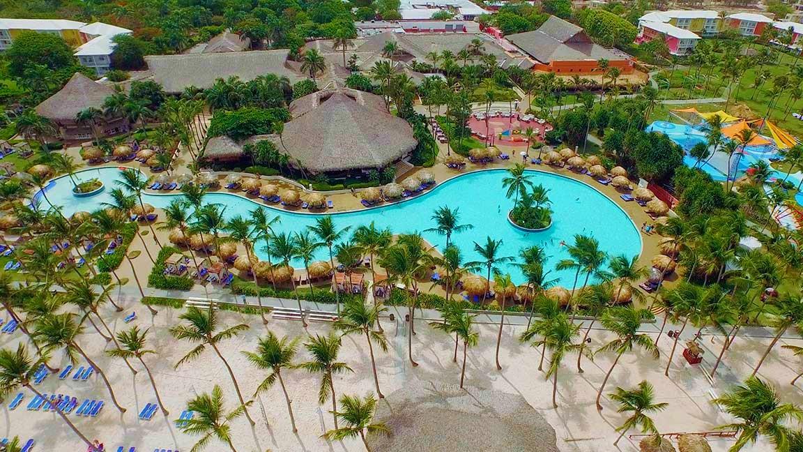 Club Med - Punta Cana sich von oben